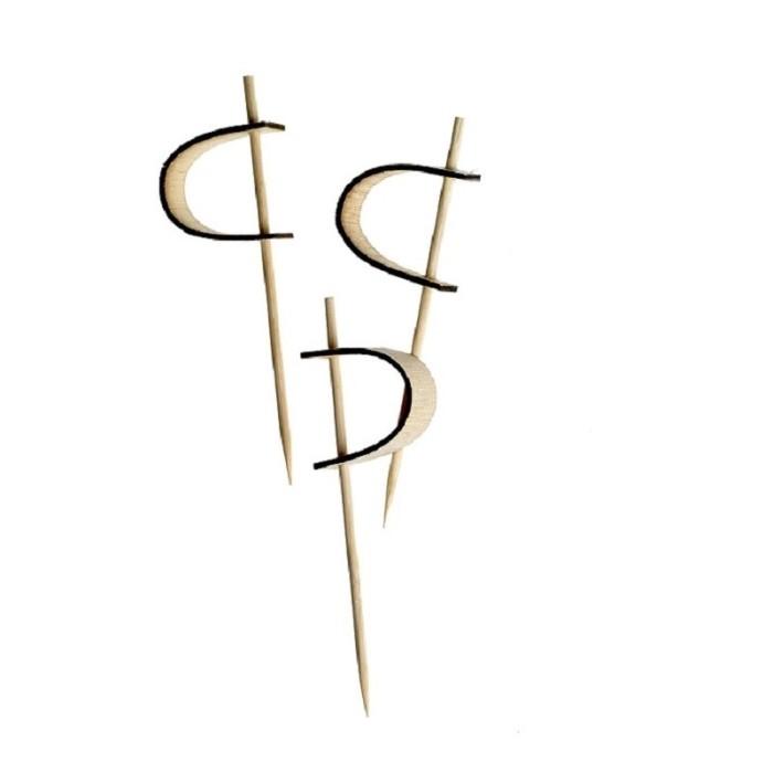 ΞΥΛΑΚΙΑ BAMBOO KYOTO 10cm (50τεμ.)ΚΑΤ:A'